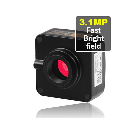 3.1MP Fast Bright Field Camera