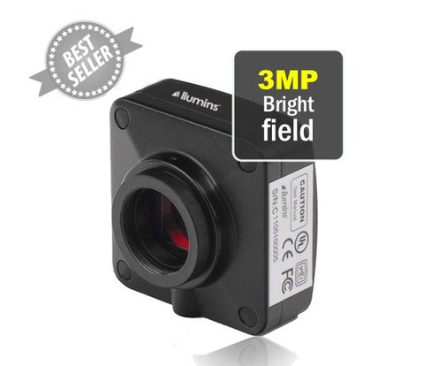 3MP Standard Bright Field Camera